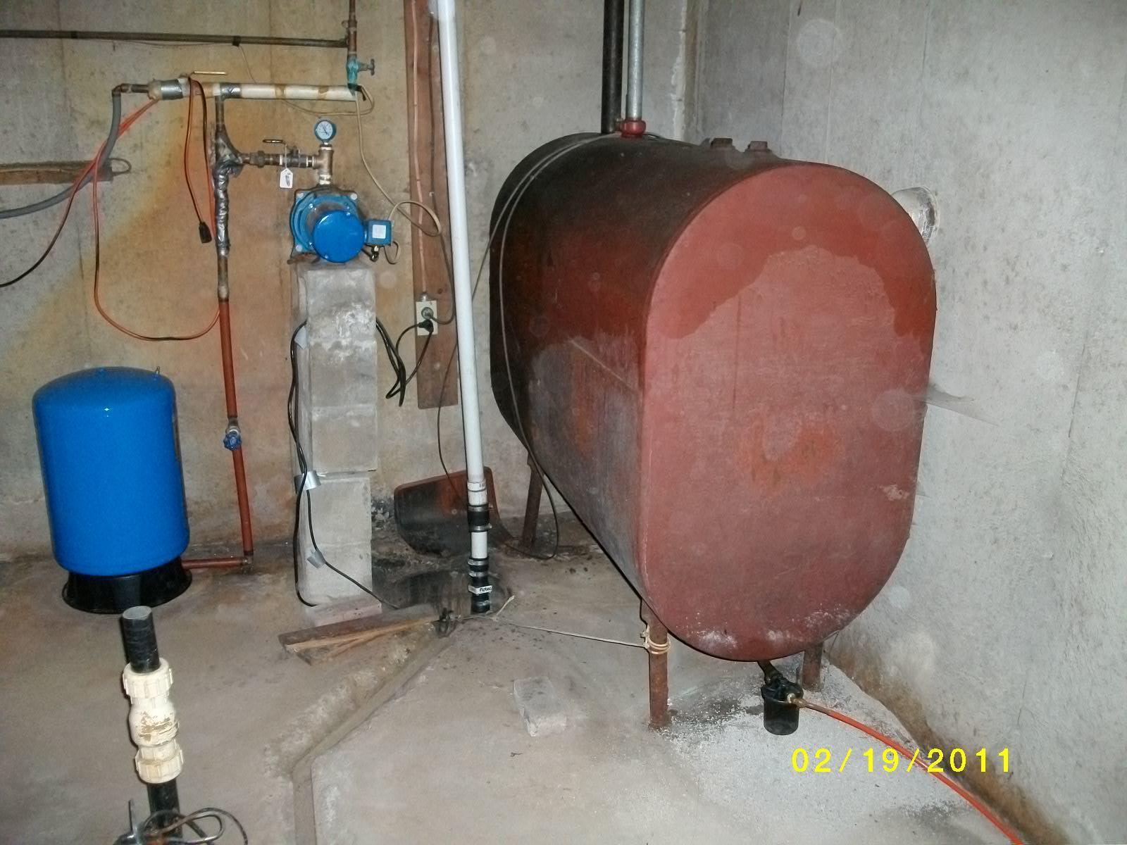 Wet Basement in Cobalt, CT