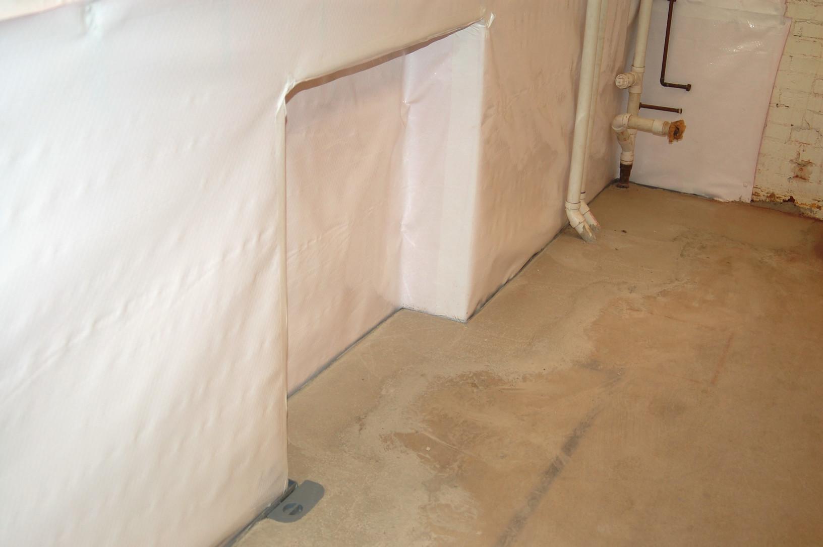 Basement Waterproofing - Waterproofing at Marshall ...