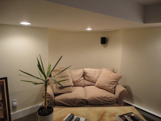 Finished Basement in Bedford Hills, NY