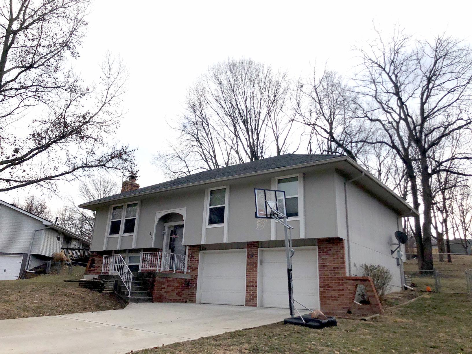 Home in Platte City, MO Gets New Roof