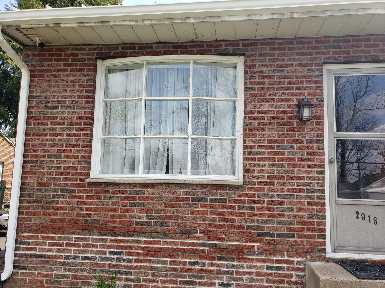 Replacing Older 9-Pane Picture Window with Double Hung in PA