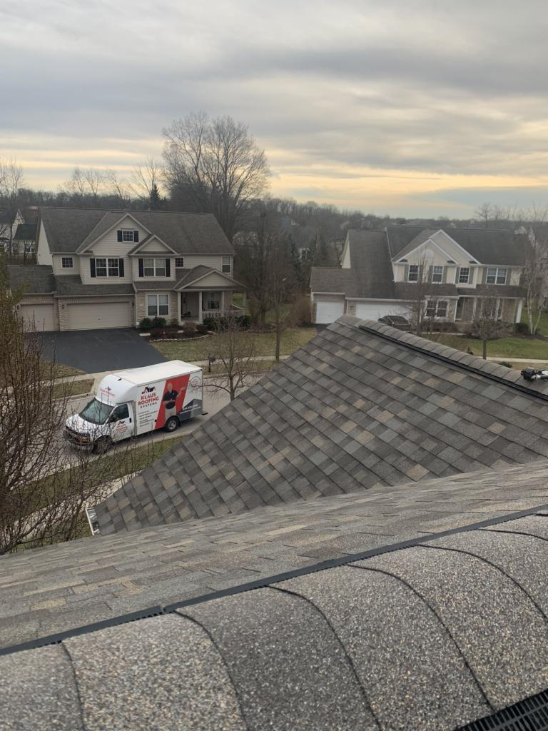 Finished Roof in Dublin, OH