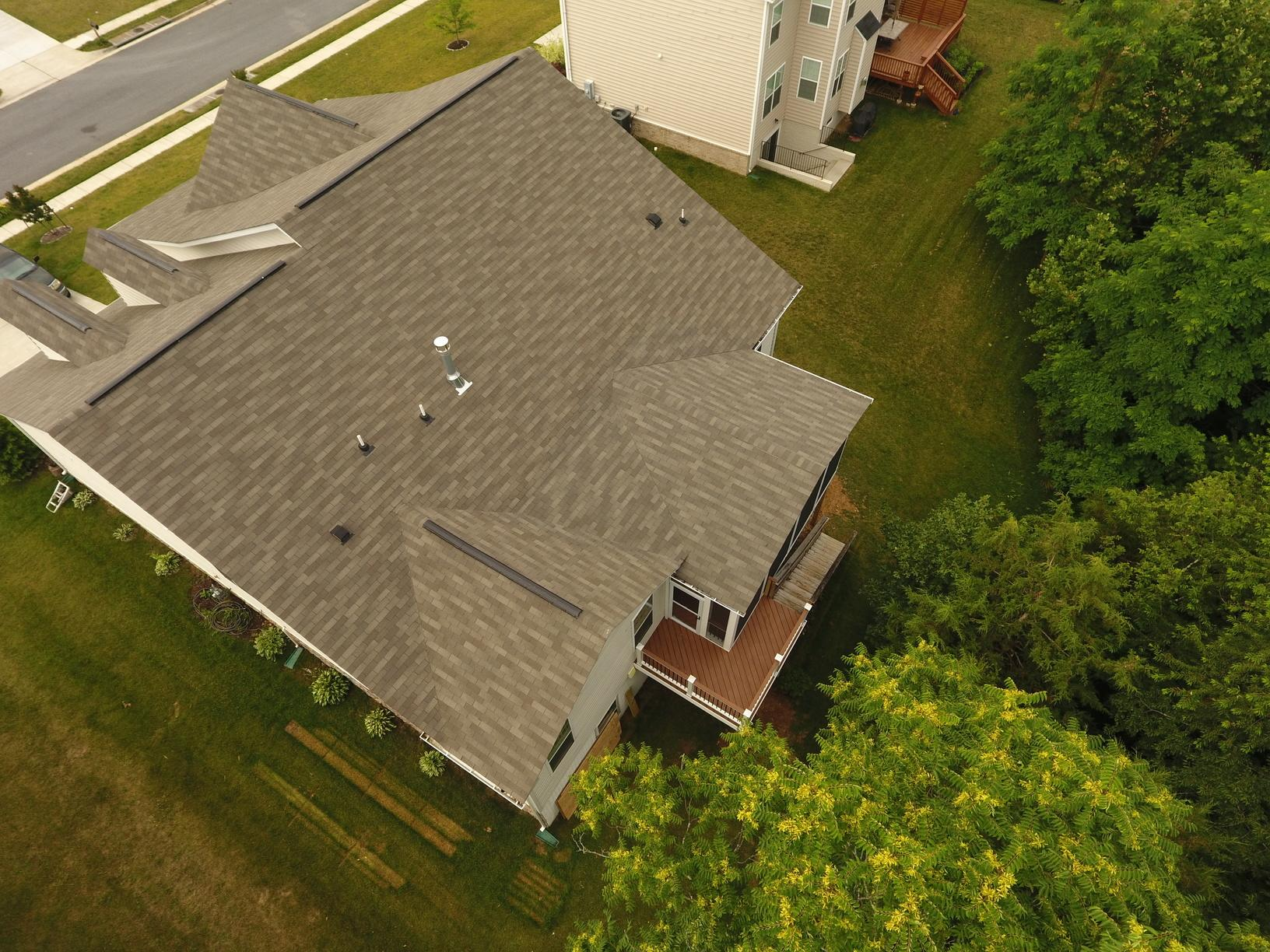 Beautiful Roof Installed in Winchester, Virginia