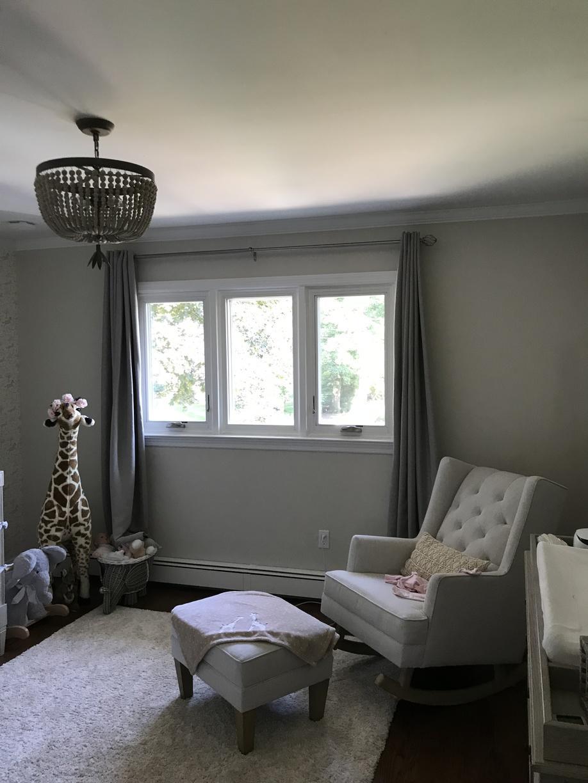 Installing Marvin Infinity Windows in Bedroom