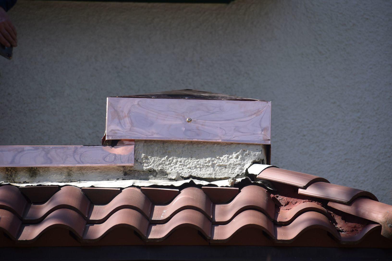 Copper Pediment