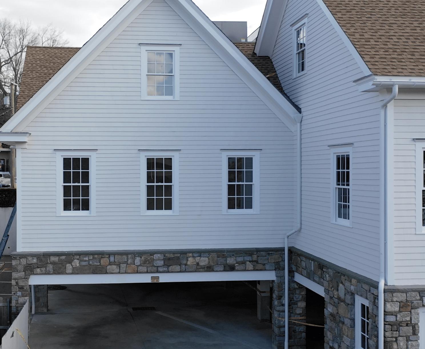 Exterior Paint Job | Westport, CT