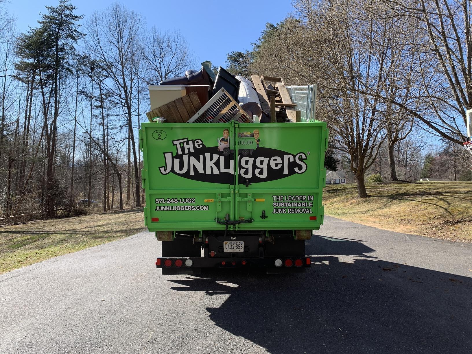 Garage Clean-out in Manassas, VA