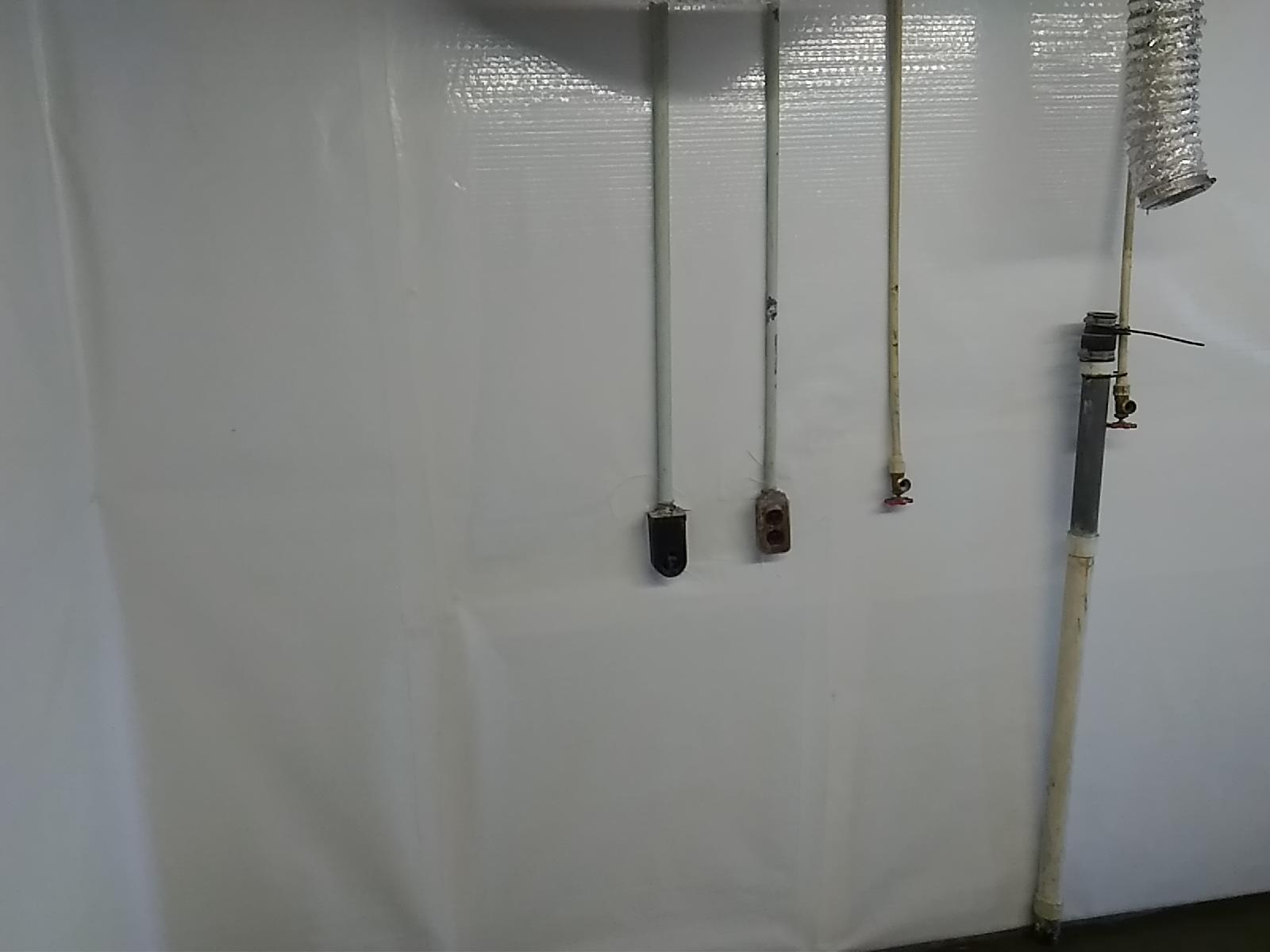 Vapor Barrier System