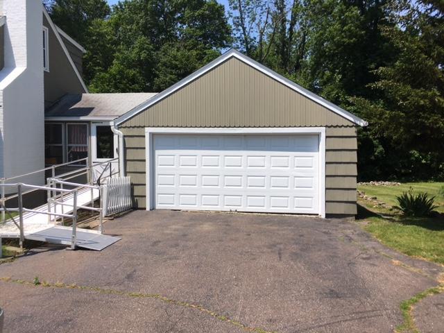 Garage Painting