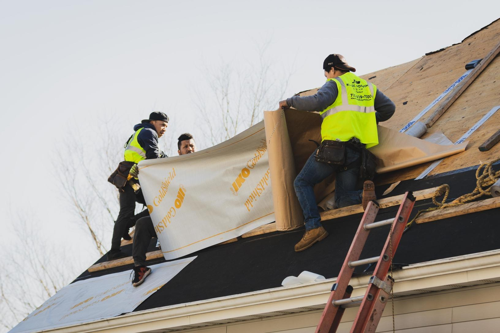 Roof Replacement West Windsor Nj Roof Replaced Ice