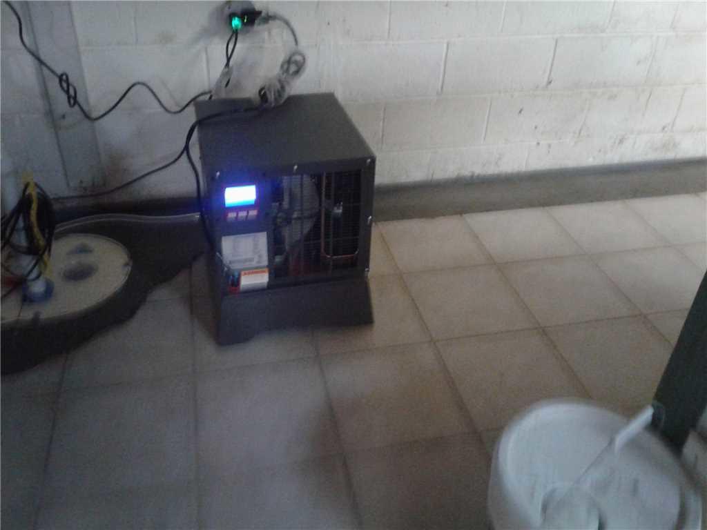 SaniDry Dehumidifier