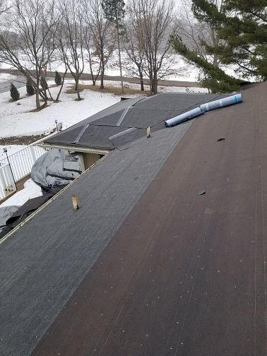 Roof Replacement Upgraded Roof In Elk River Mn