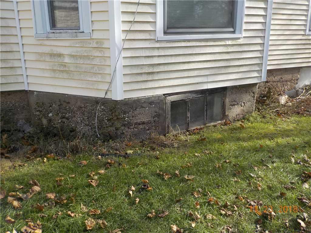 Foundation Repair Saving A Sinking Home Addition In Caledonia Mi Sinking Addition