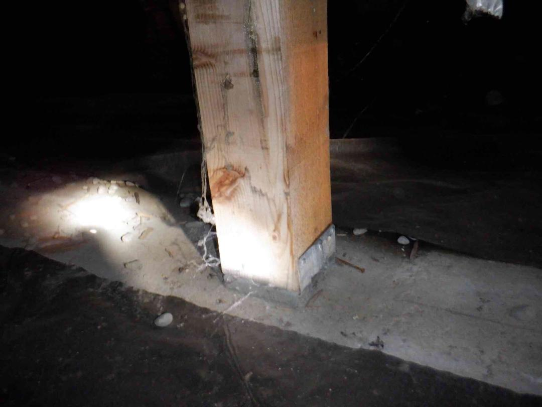 Symptoms of an Unhealthy Crawl Space in Blaine, WA
