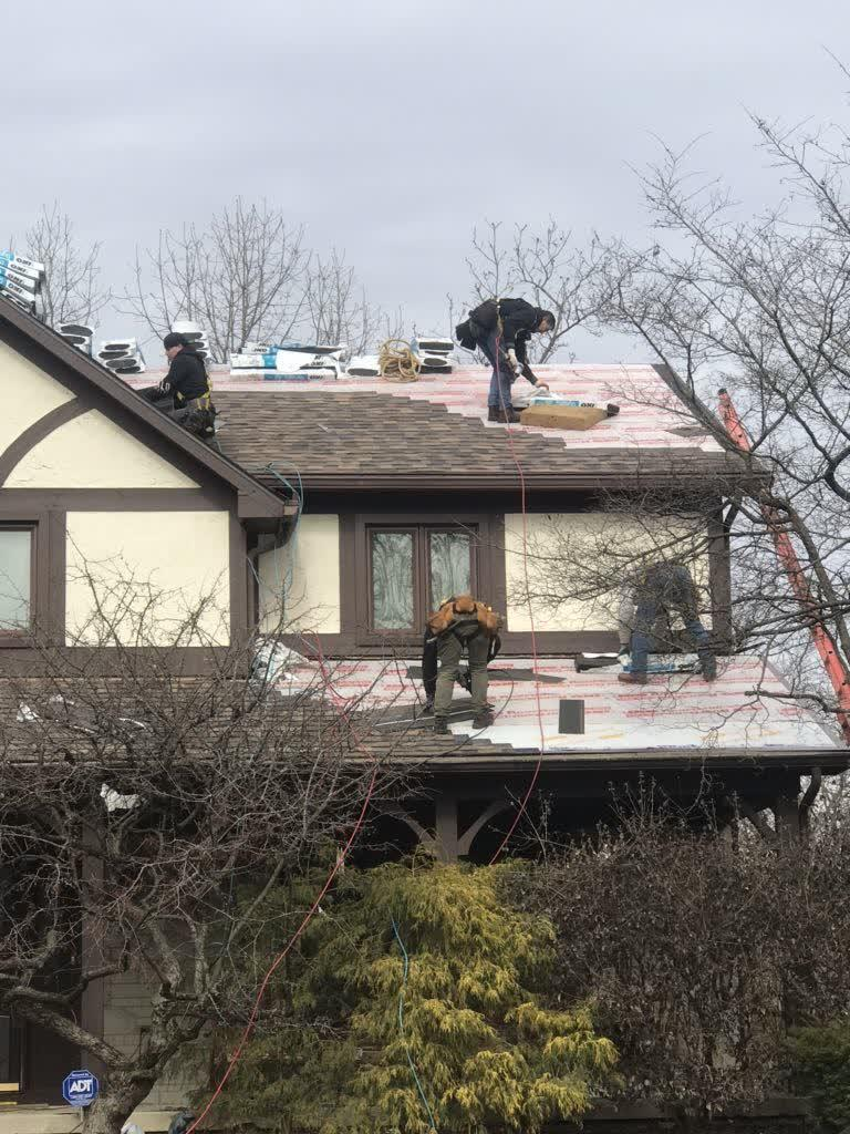 Roof Replacement Roof Replacement In Westerville Oh
