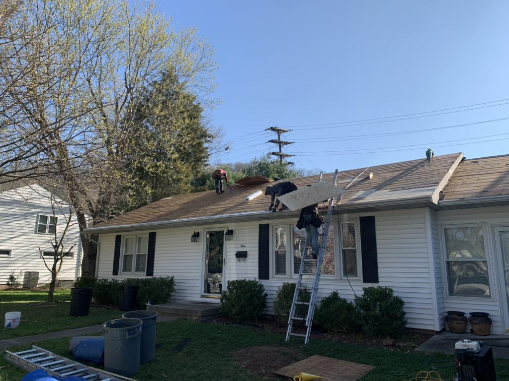 Roof Replacement Roof Replacement In Athens Oh Almost