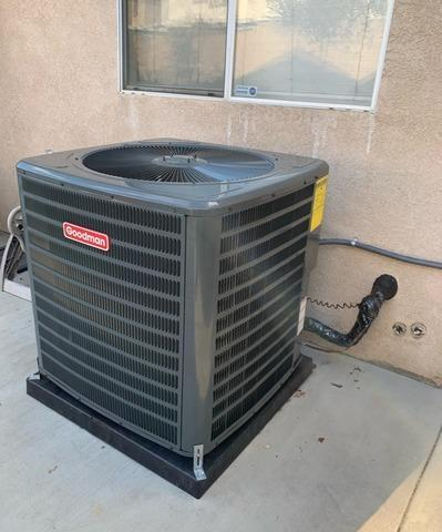 AC System Install In Fontana, Ca