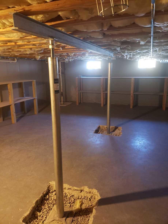 Floors Stabilized