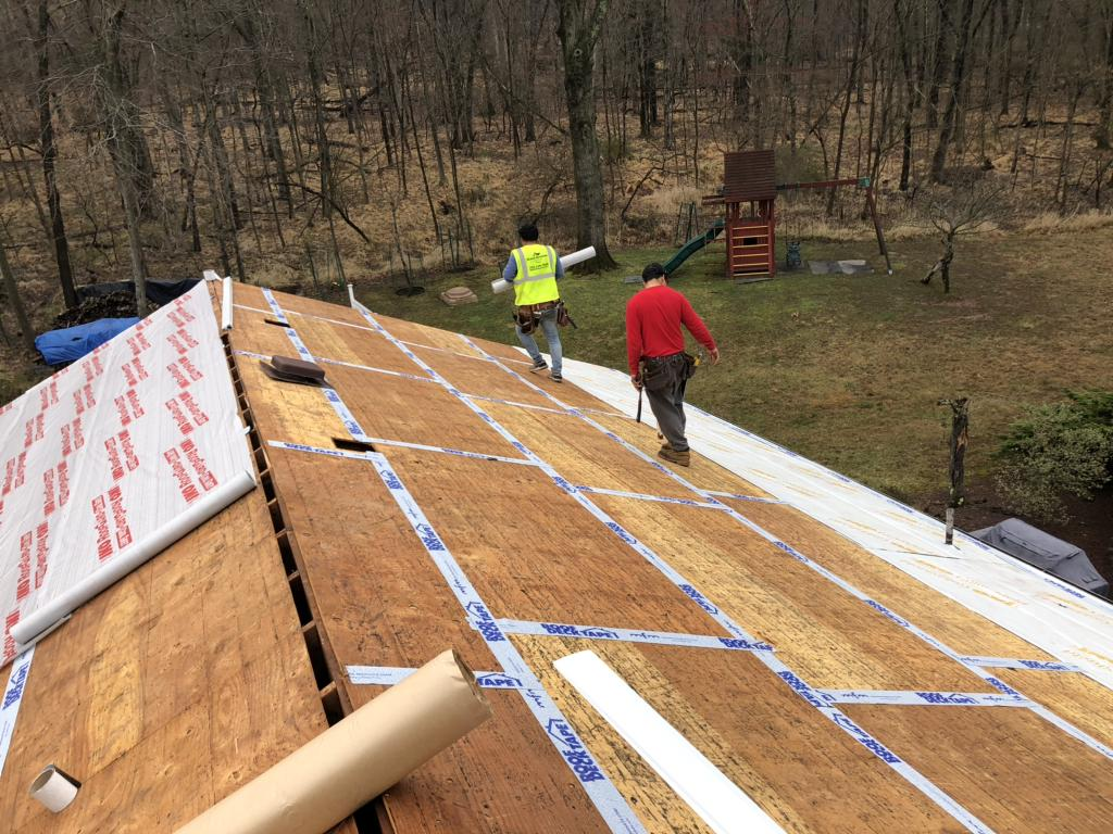 The First Steps To A New Roof
