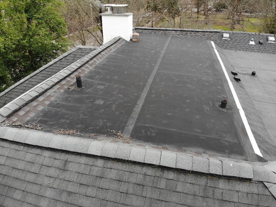Klaus Roofing Of Ohio Photo Album Rubber And Shingle