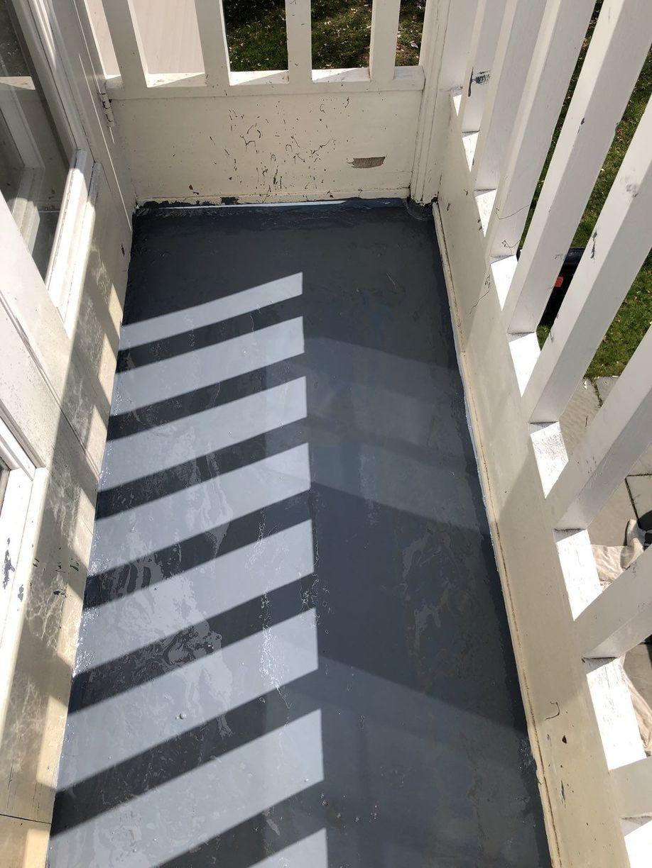 Roofing Siding And Windows Sika Liquid Plastic Membrane