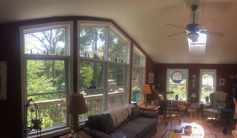 Sun Room Addition in Maryland