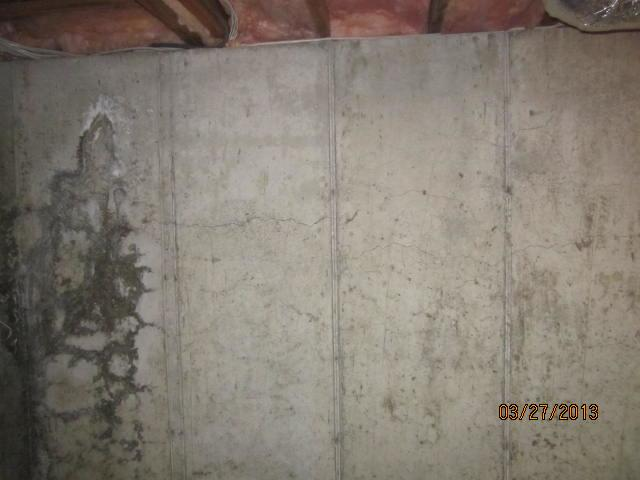 Foundation Spider-Webbing in Mansfield Center, CT