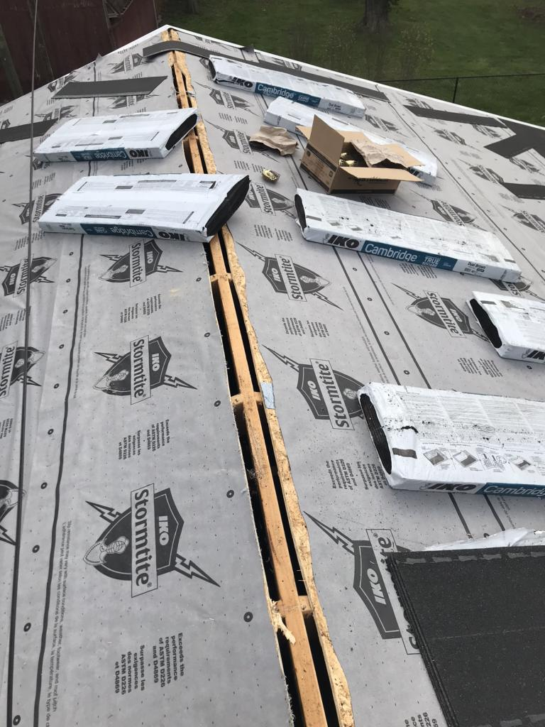 Protecting the Roof in Springfield, OH