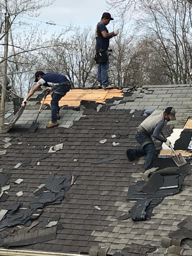Roof Replacement Roof Replacement In Springfield Oh