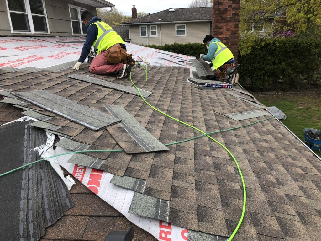 Roof Replacement Roof Replacement In Springfield