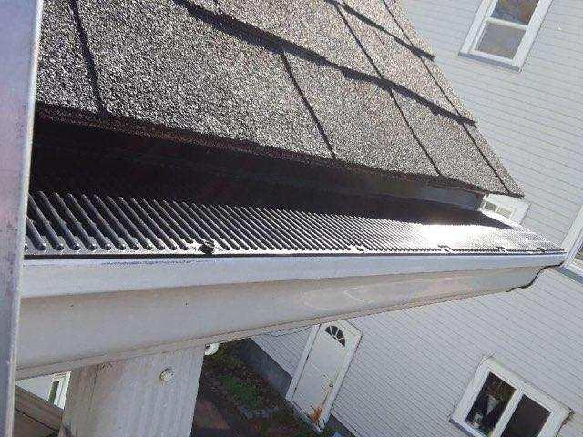 Gutter Installation Leaf Amp Debris Gutter Protection