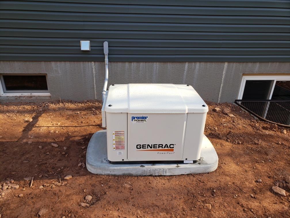 Generac PowerPact 7.5KW