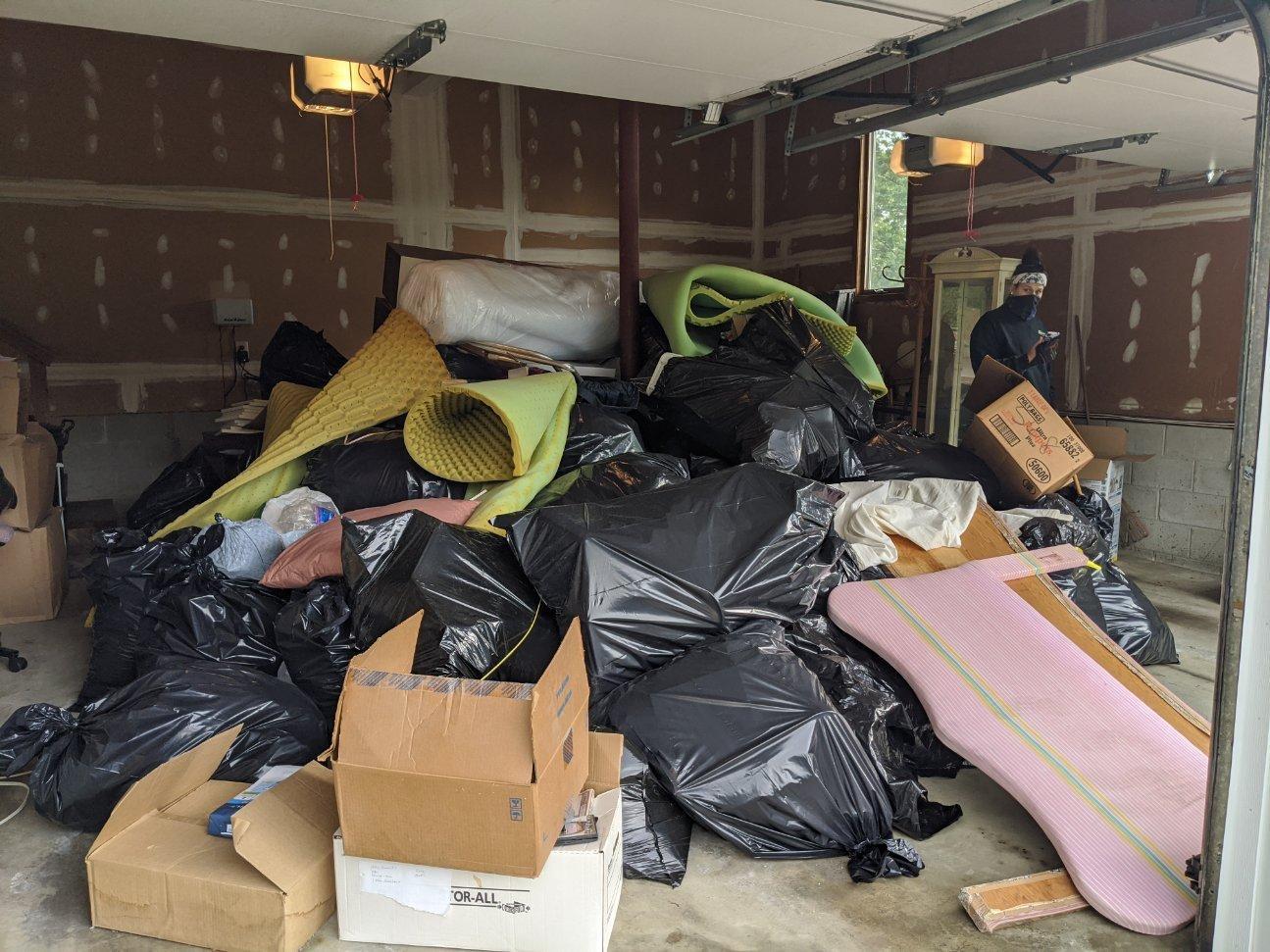 Garage Before #2
