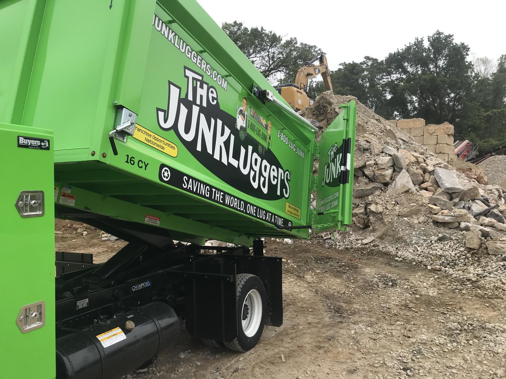 Concrete Recycling, Arbutus, MD