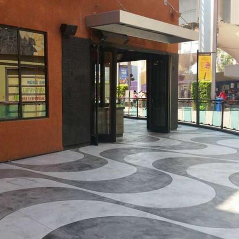 Decorative Concrete Floor in Kennewick, WA