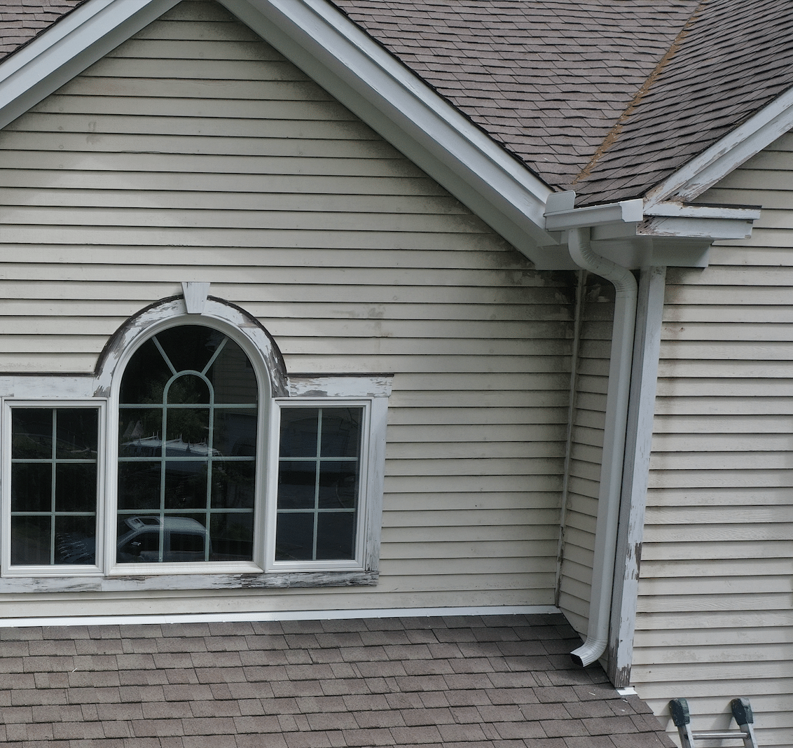 Replacing Rotted Fascia | Installing
