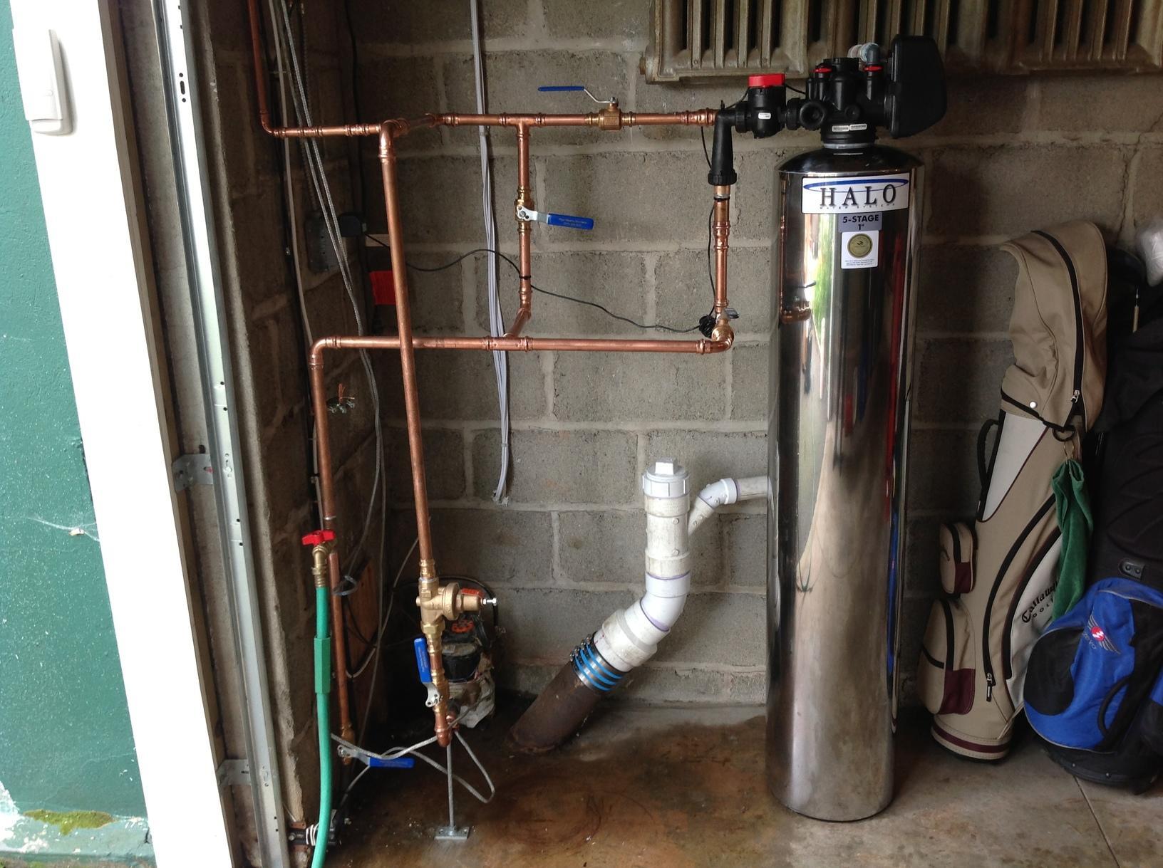 Halo 5 in a Garage