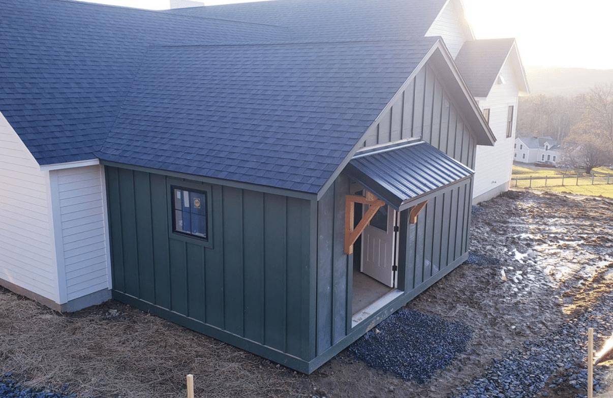 New Roof Installation in Marlborough, MA Using Asphalt Shingles