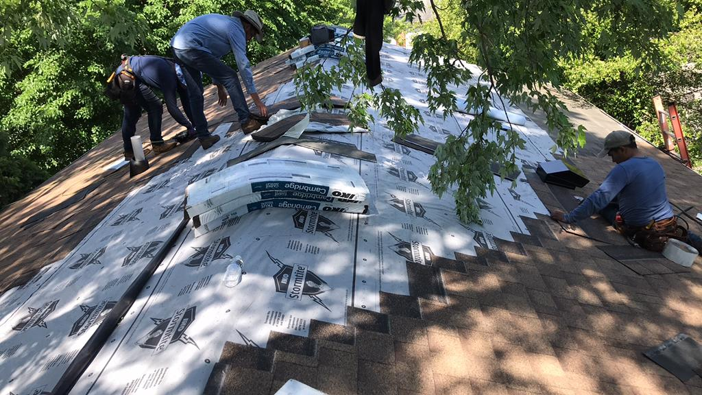 Shingle Installation in Columbus, OH