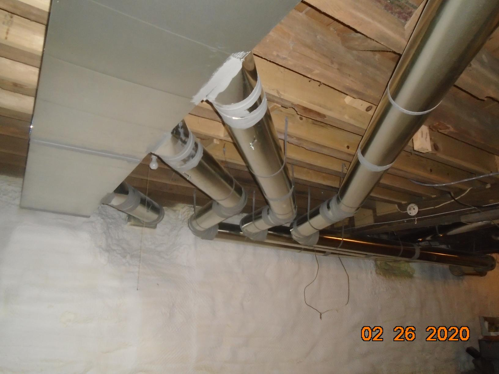 New Ductwork