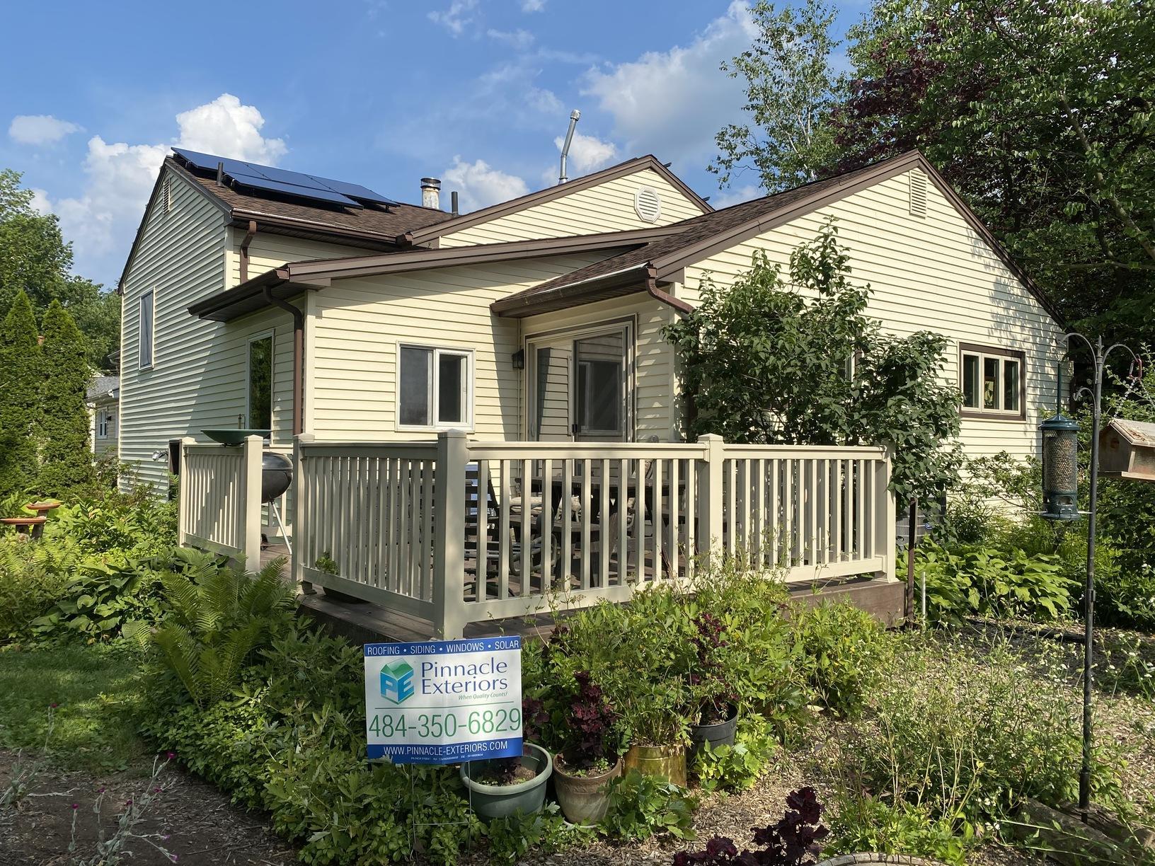 Solar Installation done in Harrusburg, PA