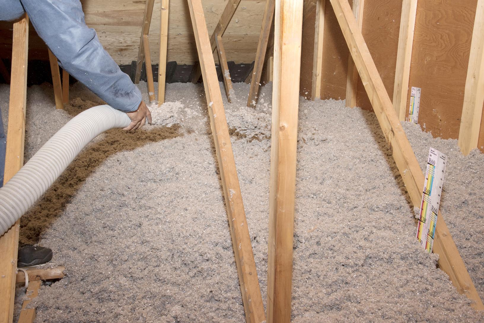 Cellulose Insulation in Lawndale, NC