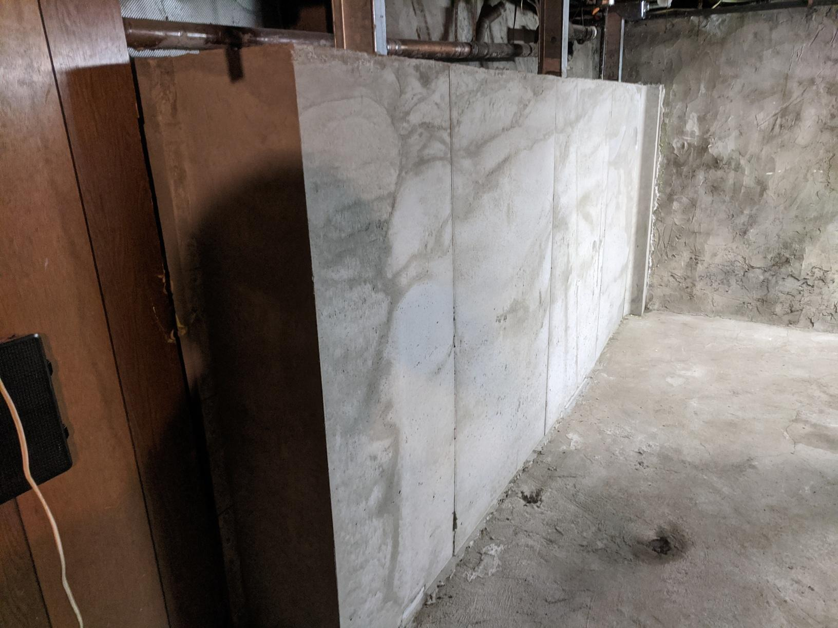 Stabilized Wall