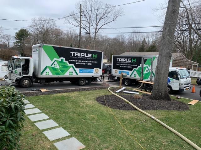 Triple H Install Trucks