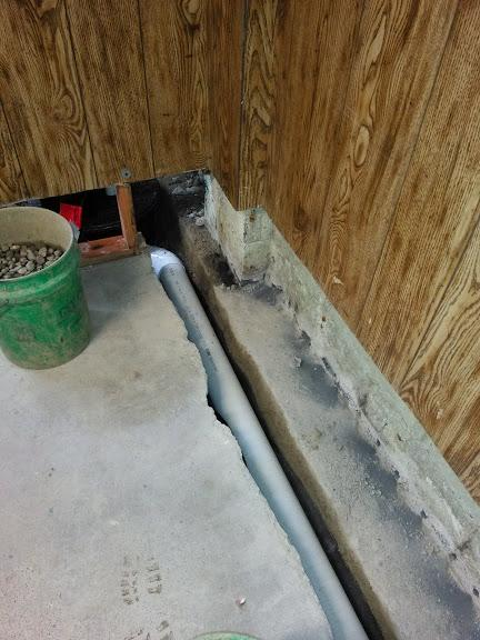 Mount Clemens Interior Drainage System