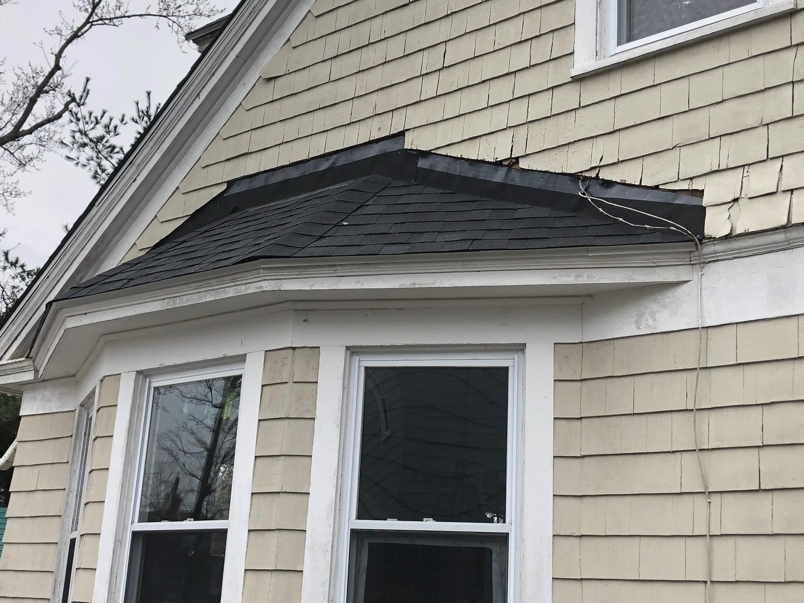 CT Gutter Makes Corrections to Asphalt Roof | Hamden, CT