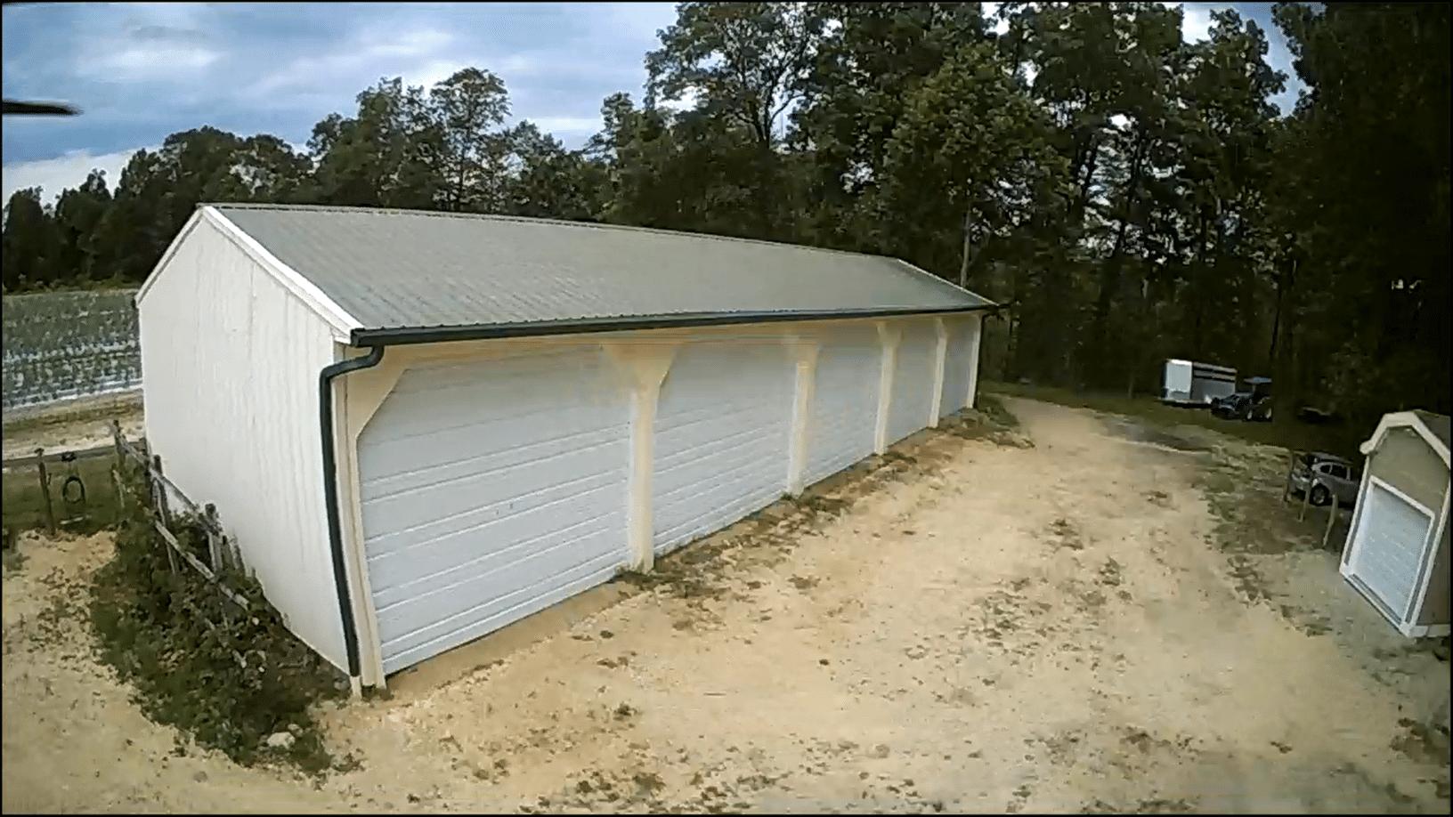 Large Garage (Drone)