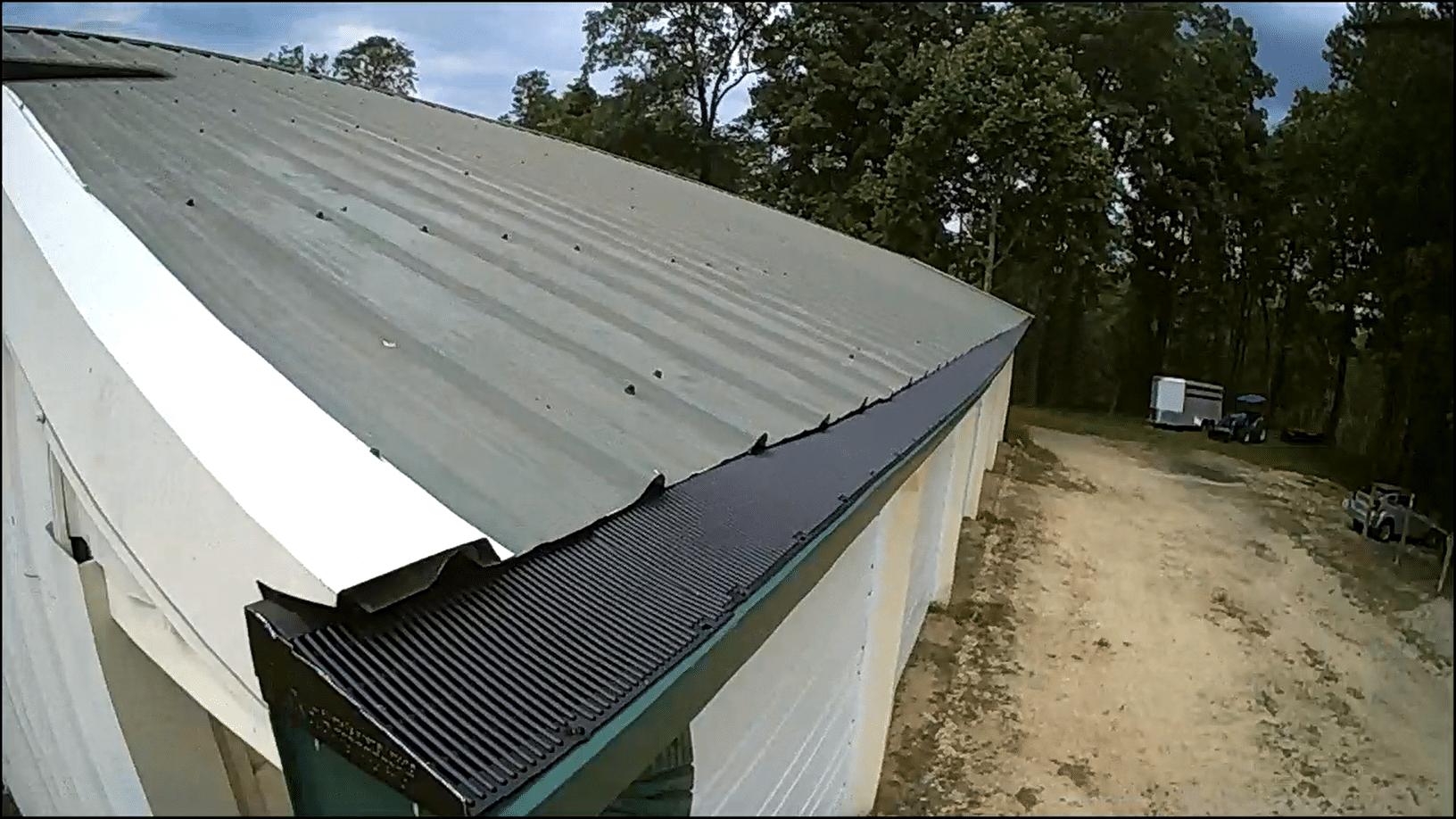 Large Garage (Drone) 2