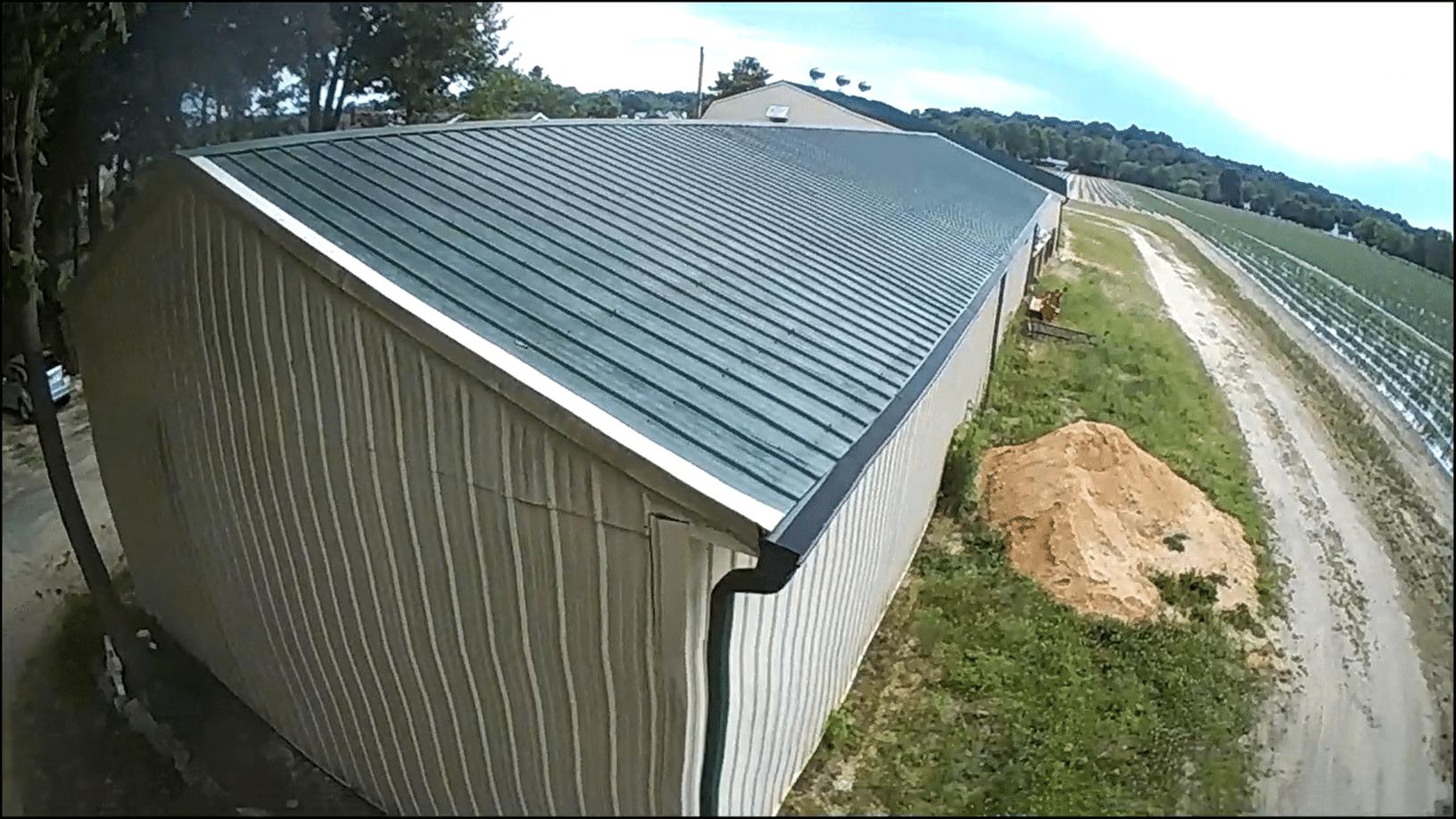 Large Garage (Drone) 7