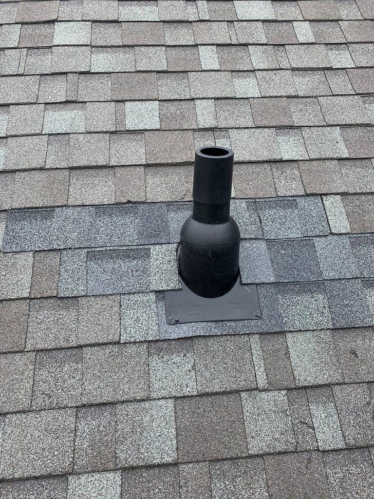 Roof Repair In Plain City Oh Finished Roof In Plain